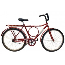 Bicicleta Aro 26 Barra Stradera Circular Contra Pedal