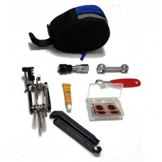 Bolsa Selim + Kit Chave C/ferramentas Kl-9812-a