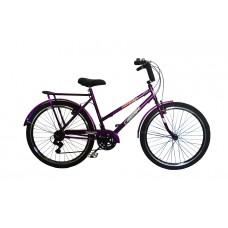 Bicicleta Aro 26 Pot Stradera Especial 18 Marchas Tz