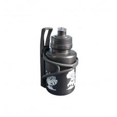 Garrafa Squeeze Standard 200ml Preto