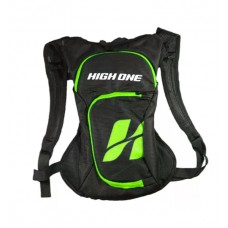 Mochila Hidratação High One 2 Litros MCH-001 Preto C/ Verde