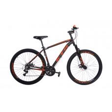 Bicicleta Aro 29 MTB KTR ACTION Aluminio 24V Disco Cambio Shimano