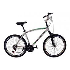Bicicleta Aro 26 MTB Aluminio 21 Marchas Monaco Pegasus Elite