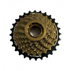 Catraca Roda Livre Indexada 7v Bronze