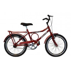 Bicicleta Aro 20 Mini Barra Stradera Circular Especial Aero