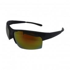 Oculos Ciclista Esporte Street Mod. 8280-2 Preto C/ Lente Amarelo