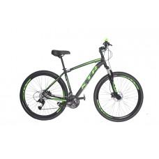 Bicicleta Aro 29 MTB KTR ACTION Aluminio 24V Disco Hidraúlico