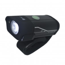 Farol Bike Lanterna WS-263 400 Lumens Usb Recarregável