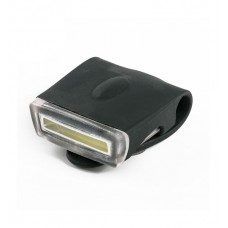 Lanterna Farol Bike Pisca Vista Light 205a Usb Recarregável Preto