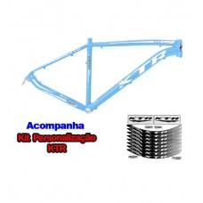 Quadro 26 Aluminio KTR Action Disco 17 Azul Piscina C/Branco