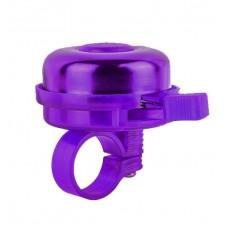 Campainha Média Trim-Trim Aço Violeta