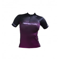 Camisa Ciclismo Refactor Like A Girl Tam. M Rosa