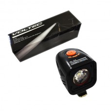 Farol Bike Lanterna 1200 Lumens VO-Q1 Compact Recarregável Preto