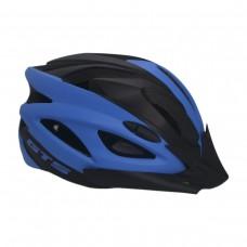 Capacete Ciclismo GTS GWT-012 Super Led Adulto Grande Azul