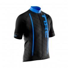 Camisa Ciclismo Refactor Adam Tam. G Preto C/ Vermelho