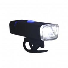 Farol Bike Lanterna 180 Lumens BG-CY01 USB Recarregável