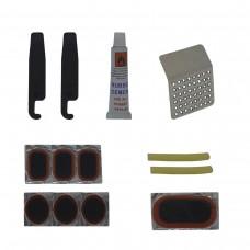 Kit Remendo A Frio C/ Espatula KL-7021 13pcs Compacto