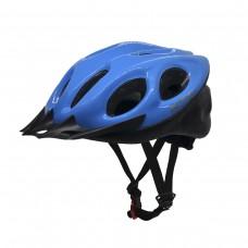 Capacete Ciclismo Bike MTB/SPEED Adulto Flash Azul C/ Ajuste