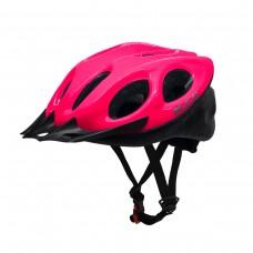 Capacete Ciclismo Bike MTB/SPEED Adulto Flash Rosa C/ Ajuste