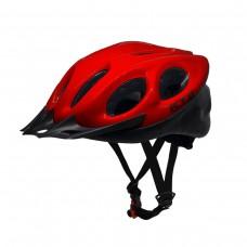 Capacete Ciclismo Bike MTB/SPEED Adulto Flash Vermelho Ajust