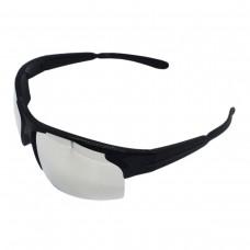 Óculos Ciclismo Esporte New Venon Preto C/ Lente Transparent