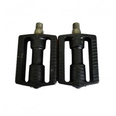 Pedal Mirim 1/2 C/refl S/esf Preto