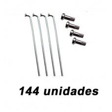 Raio Groza Fino Zincado 190/185 X 2,0