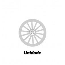 Roda Aro 16 Nylon Dianteira Branco