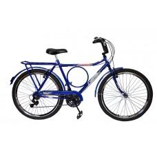 Bicicleta Aro 26 Barra Stradera Especial 18 Marchas